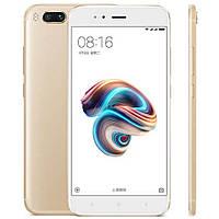 "Смартфон Xiaomi Mi5x 4/32 Gold золото (2SIM) 5,5"" 4/32GB 5/12+12Мп 3G 4G оригинал Гарантия!"
