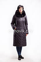 Зимнее пальто на верблюжьей шерсти Michelle18079