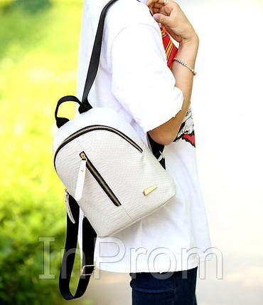 Рюкзак Adel White, фото 2