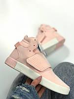 Женские Кроссовки Adidas Invader Strap Light Pink