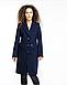 Классическое приталенное приталенное пальто, фото 8