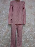 Пижама женская начес, фото 1