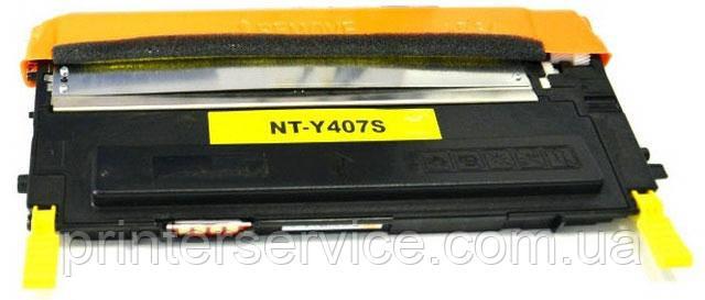 картридж G&G NT-Y407S (аналог CLT-Y407S)