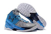 """Мужские баскетбольные кроссовки Under Armour 3C CURRY 2 """"Electric Blue"""""""