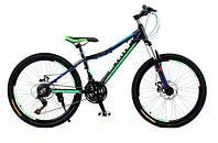 Велосипед 24'' SPARTO (AL) Disc