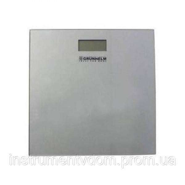 Весы напольные GRUNHELM BES-1SS (до 150 кг)