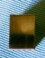 Заглушка 20х20 мм, антик