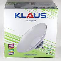 Высотный Подвесной LED Светильник Klaus 70W 6500K