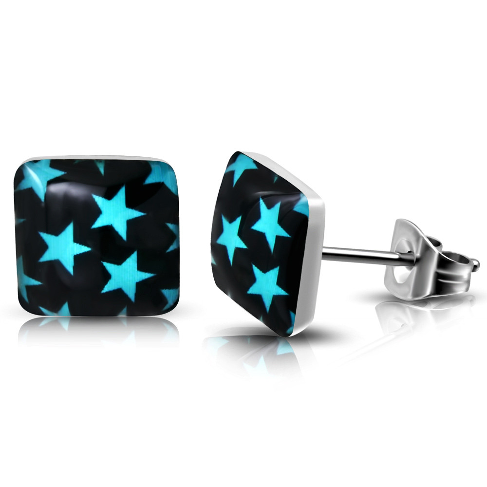 Сережки гвоздики зоряне небо 316