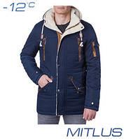 Мужская куртка зимняя | Ajento H-12