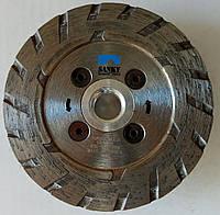 Алмазный диск на фланце для резки и шлифовки гранита SANKY MULTI GRANITE TURBO TOP 85x2,6x7/16x22/M14F