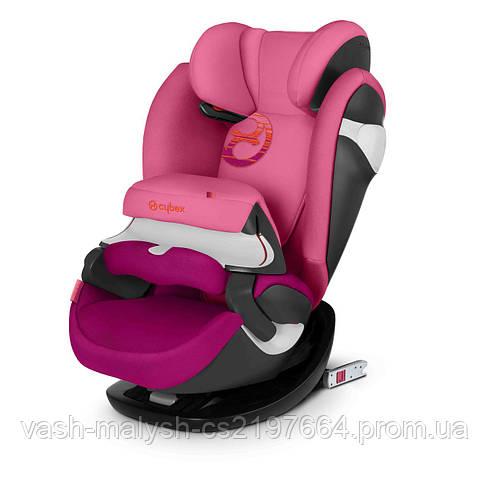 Детскае автокресло Cybex Pallas M-Fix 2018 Passion pink