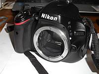 Аудіо та відіо техніка -> Фотоаппарати -> дзеркальна фотокамера з зарядкою -> Nikon -> D5100Body ->
