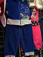 Детский зимний яркий костюмчик