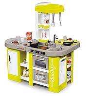 Интерактивная детская кухня Smoby Tefal Studio Большая с звуковыми эффектами (311024), фото 1