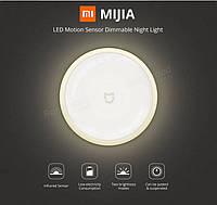 Ночник Xiaomi MiJIA IR Sensor and Photosensitive Night Light (С БАТАРЕЙКАМИ)