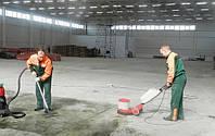Уборка складских помещений после ремонта и строительства