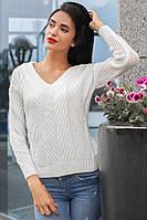Свитер (S-M) — 60% кашемир, 40% итальянская шерсть купить оптом и в Розницу в одессе 7км