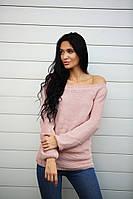 Свитер (42-46) — машинная вязка купить оптом и в Розницу в одессе 7км
