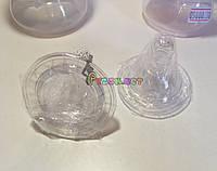 Соска силиконовая для бутылочки Lindo (0+, 3-6, 6+ месяцев), фото 1