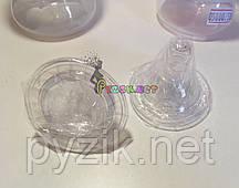 Соска силиконовая для бутылочки Lindo (0+, 3-6, 6+ месяцев)