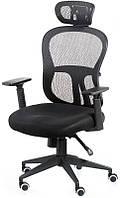 Кресло для руководителя Tucan, мультиблок с регулировкой качания и с фиксацией спинки Бесплатная доставка