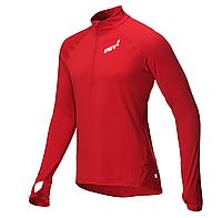 AT/C Mid LSZ M Dark Red мужская термокофта для бега