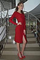 Женское трикотажное платье  Турция, фото 1