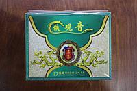 Те Гуань Инь, 50 грамм, подарочная коробочка, китайский зеленый чай, улун (оолонг), бирюзовый чай