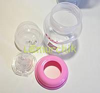 Соска силиконовая для бутылочек Lindo (0+, 3-6, 6+ месяцев)