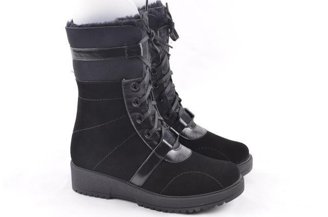 Женские ботинки (арт.тедди)