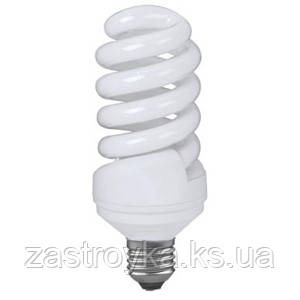 Лампа Енергозберігаюча SegaLux 15w Е27 4100k стандарт