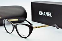 Оправа Chanel черная, фото 1