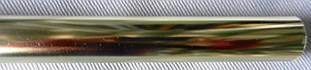 Труба гладкая д. 35 мм, 1.60 м, антик