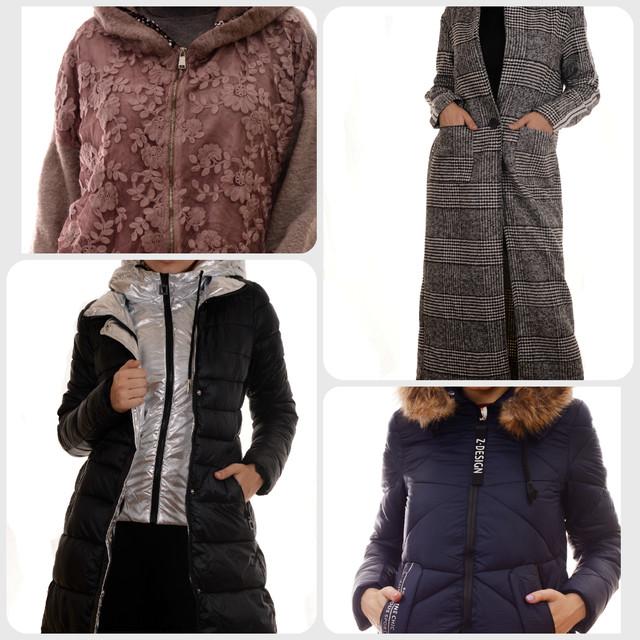 Одежда верхняя женская оптом