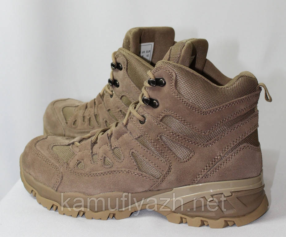 Ботинки тактические Mil-Tec
