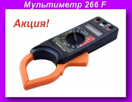 Мультиметр 266 F,Токовые Клещи,Токовые Клещи DT Мультиметр!Акция