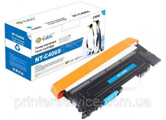 картридж G&G NT-C406S (аналог CLT-C406S)