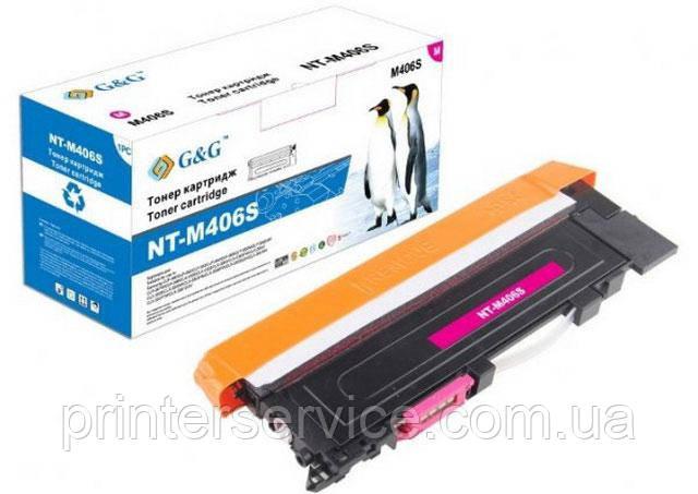 картридж G&G NT-M406S (аналог CLT-M406S)
