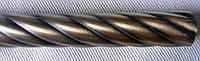 Труба витая д. 35 мм, 3,00 м, антик