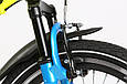 """Детский велосипед ARDIS WINNETOU AMT 20""""   Желтый/Синий, фото 6"""