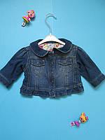 Пиджак трикотажный для девочки 0-3 месяцев Early days Англия