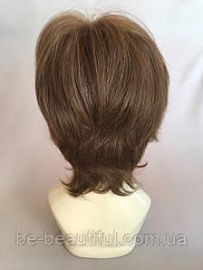 Полунатуральный парик №3 Цвет русый