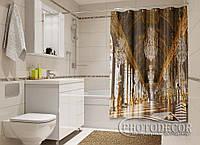 """Фото Шторка для ванной """"Версаль"""""""
