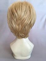 Полунатуральный парик №3 Цвет пшеничный