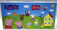 Игровой набор Peppa Pig Детская площадка, Свинка Пеппа РР 6096