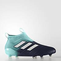 Футбольные бутсы Adidas Performance Ace 17+ Purecontrol FG/AG (Артикул: BY3063)