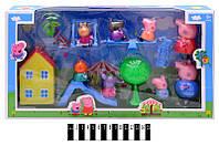Игровой набор Peppa Pig Детская площадка, Свинка Пеппа РР 6097