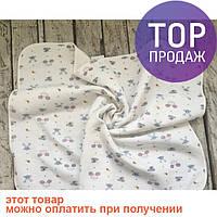 Стеганый плед для новорожденного Сказочные сны  / товары для детей