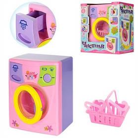 Игровой набор стиральная машина Limo Toy 2010A Чистюля. Звук. Свет